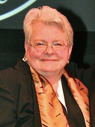 Paula Vogel - Image: Paula Vogel in 2010