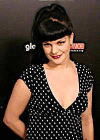 Pauley Perrette, interprète d'Abby Sciuto