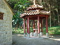 Pavilion next to Tin Hau Temple, Cha Kwo Ling.JPG