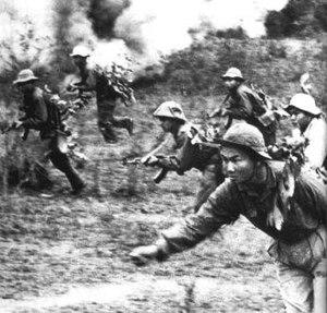 People's Army of Vietnam - Vietnamese troops in Vietnam War, 1967