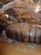 Peña El Chilindrón, Aranda de Duero, España, Underground Wine Cave, Bodega de Vino Photography by David Adam Kess.jpg