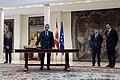 Pedro Sánchez asiste a la toma de posesión de los altos cargos de su Gabinete 03.jpg