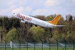 "Pegasus Airlines Boeing 737-82R TC-AAT ""Işık"" (26658970340).jpg"
