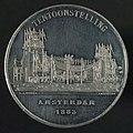 Penning op de Internationale Koloniale- en Uitvoerhandel Tentoonstelling te Amsterdam, objectnr 57846(1).JPG