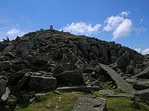 Penygadair, summit of Cadair Idris.jpg