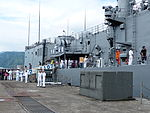 People Aboarding ROCN Tzu I (PFG-1107) in Zhongzheng Naval Base Open Day 20130504c.jpg