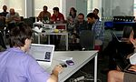People at Wikimedia CEE Meeting 2016, Day 3, ArmAg (6).jpg