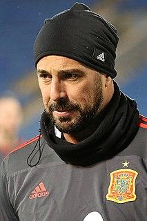 Pepe Reina Spanish association football player