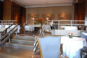 Per Se (restaurant) - The main dining room, February 2008