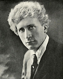Fotografia de Percy Aldridge Grainger l'any 1922