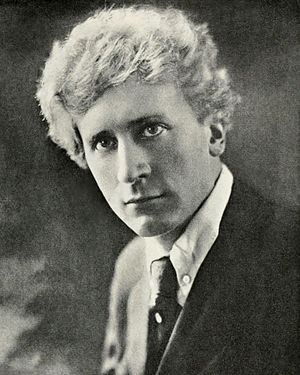 Percy Grainger - Percy Grainger in 1922, at the height of his popularity as pianist and composer