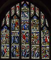 Pershore Abbey, Stained glass window (32976194800).jpg