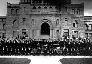 Royal Naval Canadian Volunteer Reserve Military unit