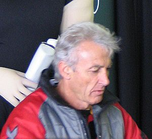 Peter Brock - Brock pictured at Bathurst, 2005