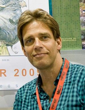Peter de Sève - Peter de Sève at San Diego Comic Con 2009