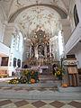 Pfarrkirche St Leonhard Mittersill.JPG