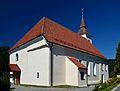 Pfarrkirche hl. Michael 02, Michelbach, Lower Austria.jpg