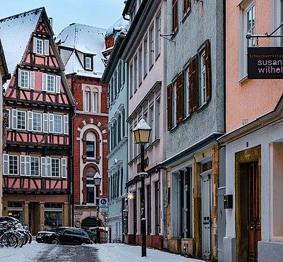 Pfleghofstraße in Tübingen mit Schnee 2018.jpg