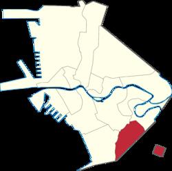 San andres bukid postal code