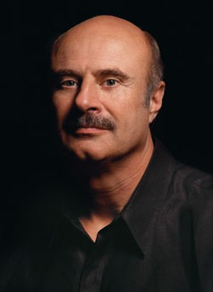 Phil McGraw - Phil McGraw photographed by Jerry Avenaim for the cover of Newsweek magazine, 2001