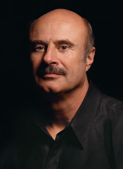 Phil McGraw, American television host, psychologist and actor