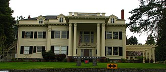 Philip Buehner House - The Buehner House in 2008