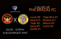 Phoenix Brazas F.C. game new mexico.png