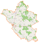Piątnica (gmina) location map.png