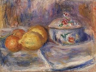 Fruit and Bonbonnière