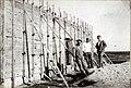 PikiWiki Israel 2659 B בניית בתי ההתיישבות החדשה בבית חנן.jpg