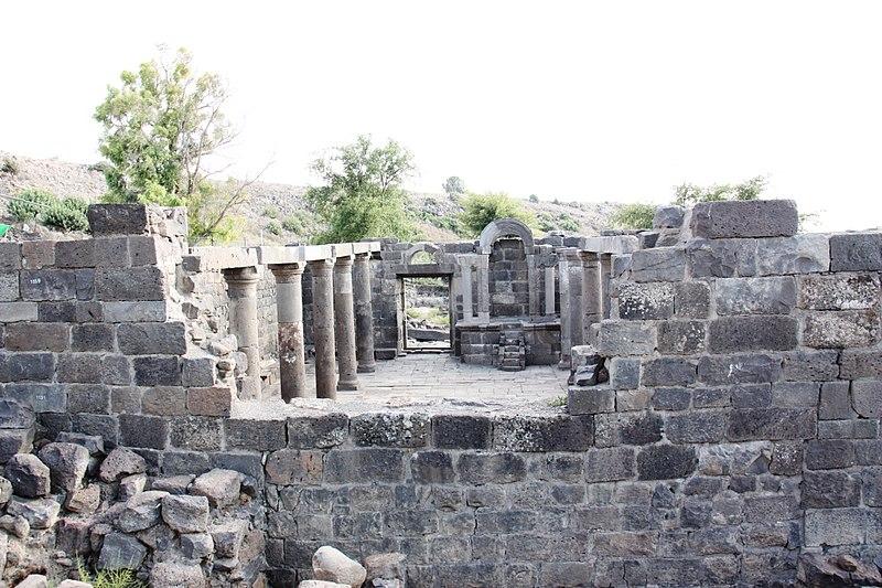בית הכנסת באום אל קנטיר