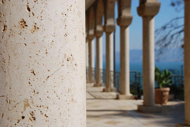Tiberias Columns