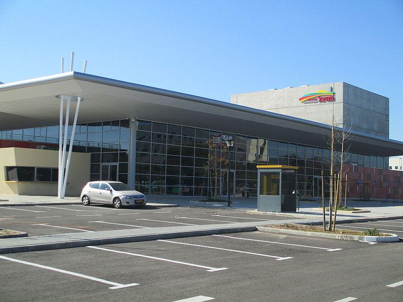 קריית שדה התעופה-היכל התרבות