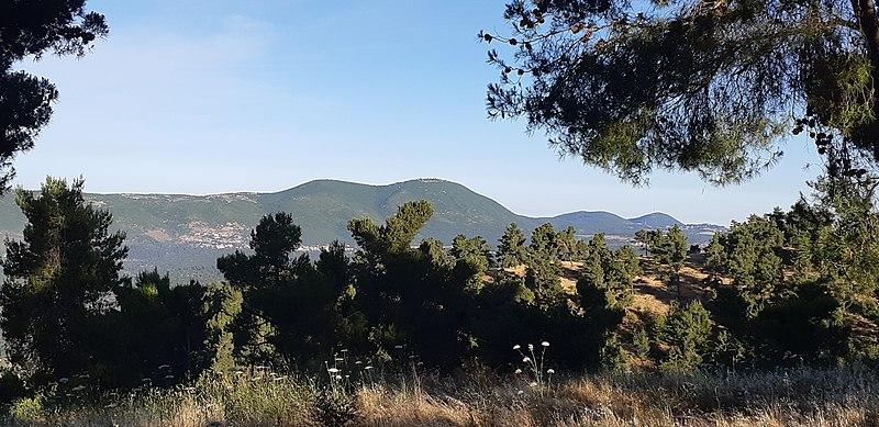 צפת הר כנען