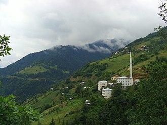 Giresun - Pınarlar village, Giresun