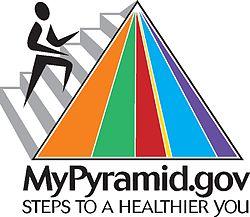 porciones de pirámide alimenticia por día para adultos