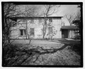 Pisgah National Forest Inn, Tree Top Cabin, Blue Ridge Parkway Milepost 408.6, Asheville, Buncombe County, NC HABS NC-356-C-1.tif