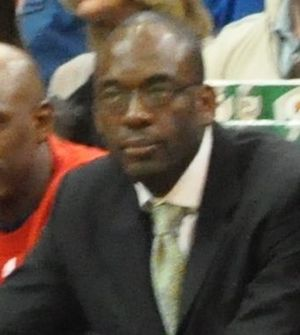 Roy Rogers (basketball) - Rogers in 2012 as Detroit Pistons assistant coach