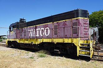 CF7 - Image: Pittsburg August 2015 12 (Watco CF7 No. 5)