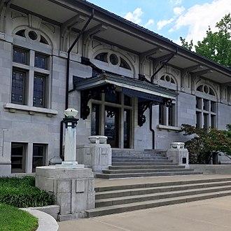 Pittsburg, Kansas - Pittsburg Public Library (2017)