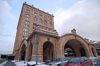 Union Station (Pittsburgh) railway station in Pittsburgh, Pennsylvania, United States