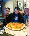 Pizza Margherita - L'Osteria in Kempten - Standard size - Bigger than expected.jpg