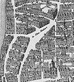 Place Maubert - Plan de Saint Victor 1550.jpg