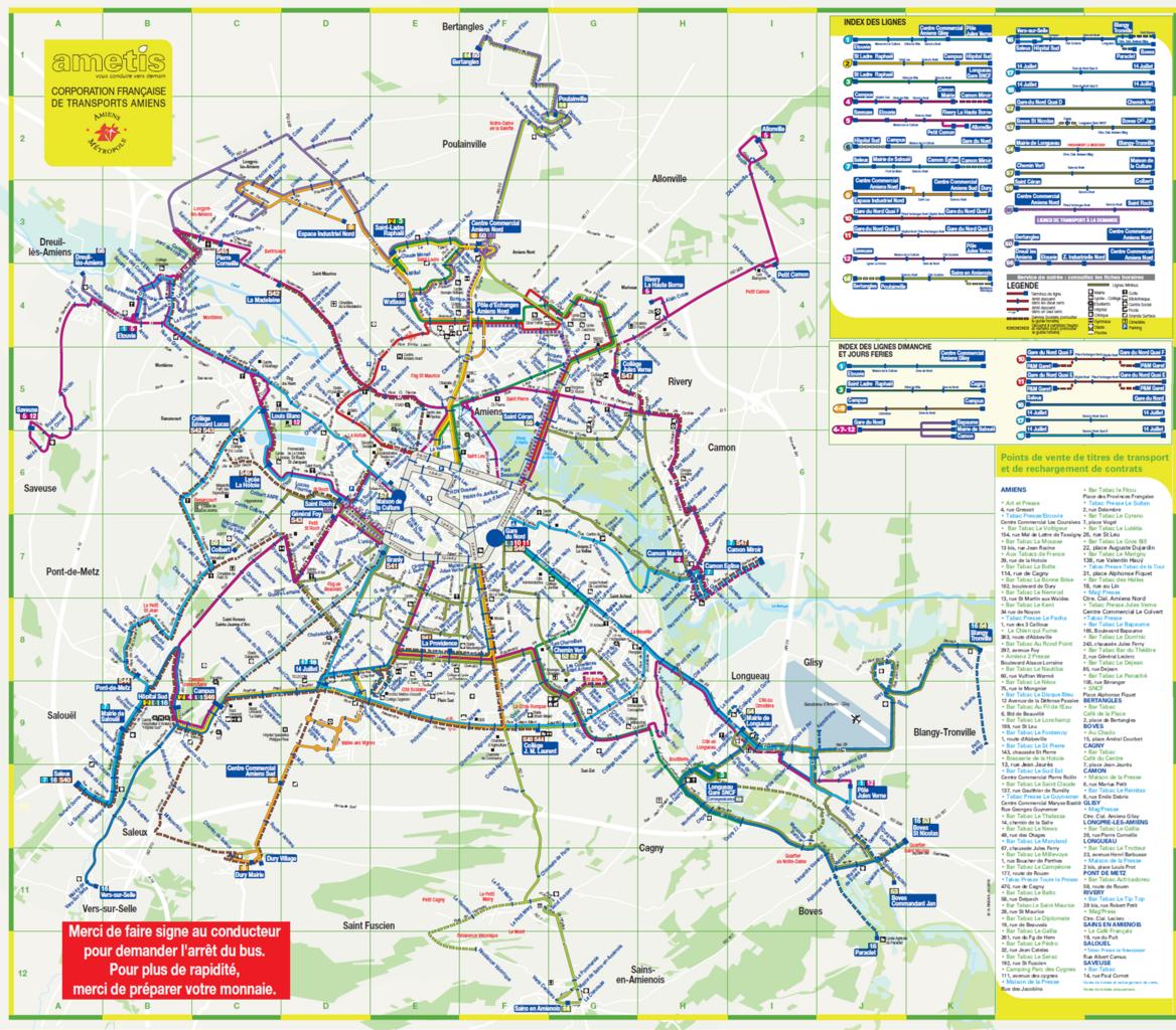 Plan Ville La Fl Ef Bf Bdche