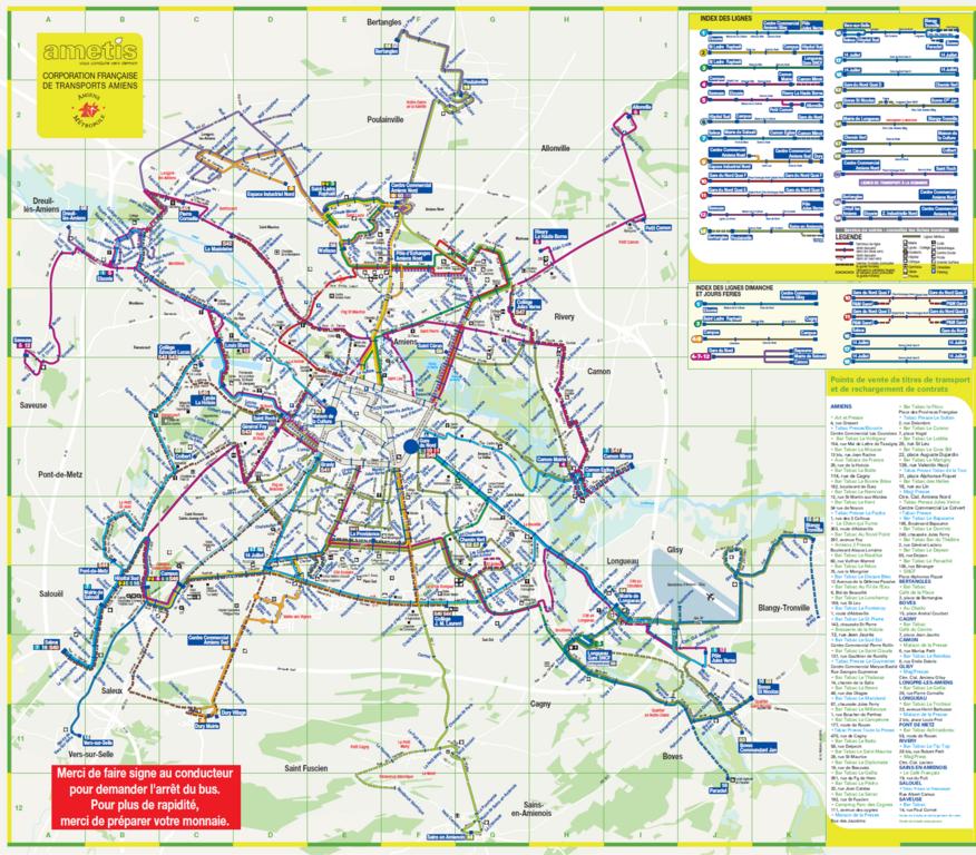 Plan Centre Ville Poitiers