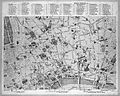 Plan of London, Medical socities and hospitals. Wellcome L0011419.jpg