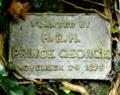 Plaque PrinceGeorge 1878 NethwayHouse Brixham.xcf
