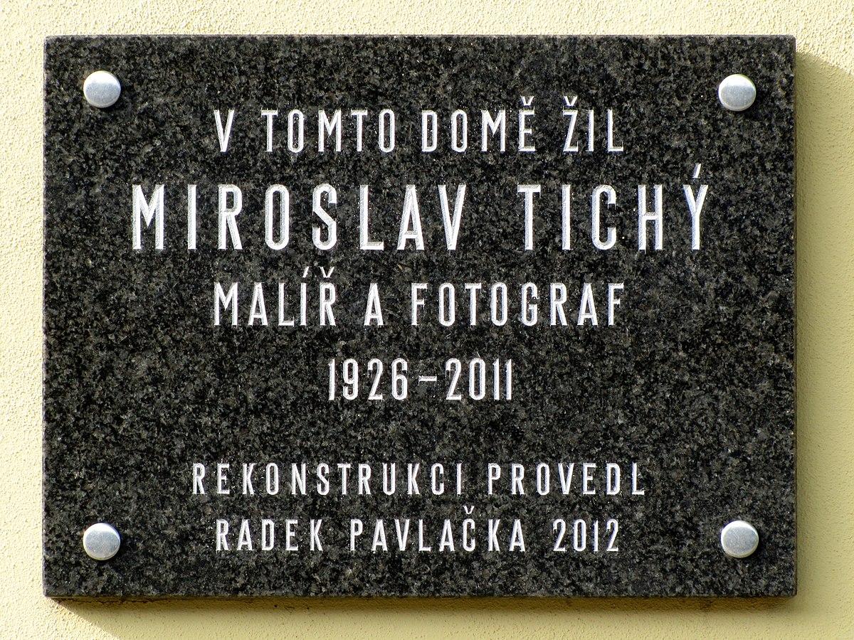 Miroslav Tichý — Wikipédia