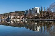 Poertschach Johannes-Brahms-Promenade mit Parkhotel 08032017 6504.jpg