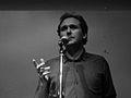 Poetes recitant a l'Horiginal de Barcelona el 2007 12.JPG